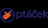 Ptáček-logo